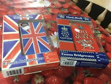 Emma Bridgewater Union Jack And 60yrs A Queen iPhone Cases BNIB