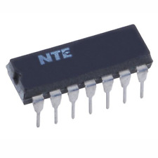 Nte Electronics Nte1005 Integrated Circuit Fm Stereo Demodulator Circuit 14-Lead