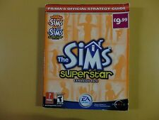 USED The Sims Superstar Prima's Official Strategy Guide