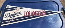 Vintage Los Angeles Dodgers Major League Baseball MLB Pennant