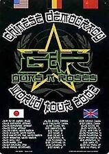 GUNS N ROSES 2002 (FLAG) METAL SIGN (KA) ridotto per cancellare!