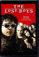 The Lost Boys (DVD 2011 WS) Keifer Sutherland Jason Patric Corey Haim Jami Gertz