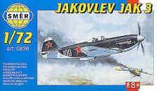 Smer 1/72 Yakovlev Yak-3 # 0836