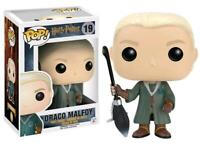 Draco Malfoy Quidditch 19 Harry Potter Funko Pop Vinyl New in Box
