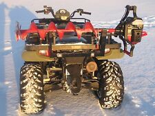 Ice Auger Carrier Mount for Polaris ATV / Fourwheelers & All Ice Fishing Augers