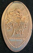 Falcon'S Fury Ride - Busch Gardens Amusement Park Florida Penny