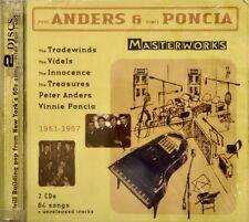 ANDERS & PONCIA 'Masterworks' - 2CD Set, 64 Tracks