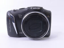 Canon PowerShot SX130IS 12.1MP Camera 12x Optical Zoom *works on 2 AA batteries