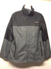 COLUMBIA OFF GRID INTERCHANGE MEN'S JACKET GREY SIZE L BRAND NEW MSRP: $230  p13