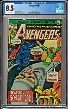 Avengers #140 CGC 8.5 OW Patsy Walker Gil Kane