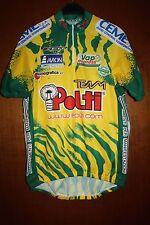 Maglia Radtrikot Shirt Maillot Ciclismo Team Polti Giro d'Italia Tour de France