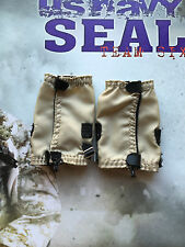 Playhouse US NAVY SEAL Team Six Military Gaiters loose 1/6th scale