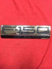 """2004 - 2008 Ford """"F-150 XLT 5.4 Triton"""" Fender Emblem (1217)"""