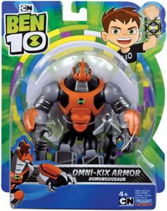 Ben 10 Humungosaur Omni Kix CN Playmates Cartoon TV Toy 5-Inch Action Figure NEW