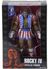 Apollo Creed Oncle Sam Action figure Neca Rocky 40th Anniversary Series 2