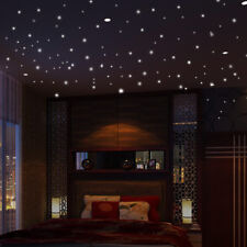 400pcs Glow in the Dark Dot Round Luminous Star Wall Stickers Home Party Decor