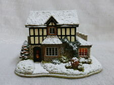Lilliput Lane Skiddaw Snowed Christmas 2008 British Collection L3056