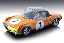 Porsche 914/6 #1 Winner 1970 марафон De La Route 1/18 от Tecnomodel TM18-83D