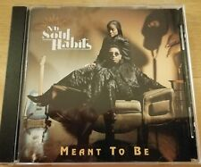 NU SOUL HABITS  -  MEANT TO BE   -- RARE INDIE R&B  CD