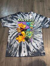Outkast Tie-Dye T-shirt Hip-Hop RARE Size M