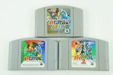 Pokemon Stadium 1 2 Cristallo N64 Nintendo 64 Da Giappone