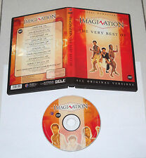 Dvd IMAGINATION The very best of – 2003 One Trybal
