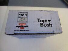 Optibelt  TAPER BUSH Buchse Spannbuchse Type 1610 Bohrung 24mm | NEU | OVP