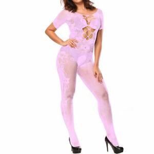 For Women Sleepwear Fishnet Stocking Sexy Lingerie Bodystockings Bodysuit Supply