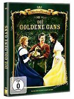 Die goldene Gans ( digital überarbeitete Fassung ) von Si...   DVD   Zustand gut