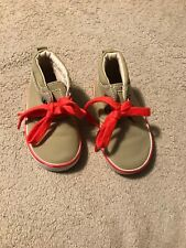 old navy toddler casual high top ankle shoes size 5