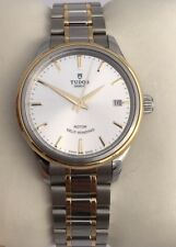 Unworn Tudor Style 12303 Gold&Steel 34mm Automatic Ladies Watch