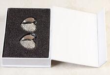 2pcs 8GB Custom crystal heart USB 2.0 Memory Stick pen Drive wedding lover gift