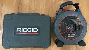 RIDGID SEESNAKE MICRODRAIN D65S AND MICRO CA-300 SYSTEM