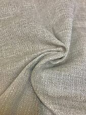 MARK & SPENCER / NEXT NATURAL CHENILLE UPHOLSTERY FABRIC 1.5 METRES