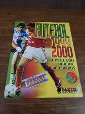 ALBUM PANINI FOOTBALL FUTEBOL 1999-2000 PORTUGAL Full Complet MINT TTBE
