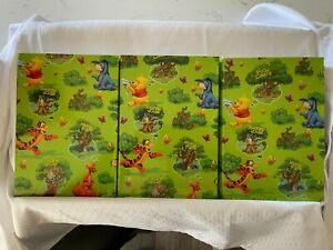 Winnie the Pooh Custom covered A5 Lined Notebooks 288page Journal - Otto Brand