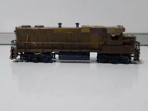Hallmark Brass N Scale GP38 Locomotive Parts or Repair!