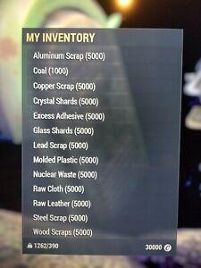 Fallout 76 Xbox One Junk Bundle