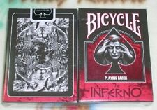 1 deck BICYCLE inferno PLAYING CARDS-S10317446-C2