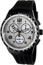 Swatch Armbanduhren mit Silikon/Gummi-Armband für Herren