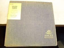 Maria Callas-Callas Sings Lucia-Tullio Serafin-LP-Vinyl-England-Angel-ANG35382