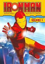 Iron Man Armored Adventures, Vol.1,(DVD), NEW and Factory Sealed, FREE Shipping!