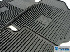 MAZDA TRIBUTE 2006-2011 NEW OEM ALL WEATHER FLOOR MATS