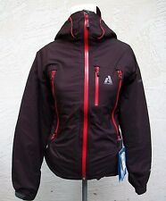 Eddie Bauer First Ascent BC Microtherm 2.0 Women's Down Cassis Brown Jacket NWT