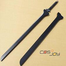 "Cosjoy 47""Black Rock Shooter DEAD MASTER Sword with Sheath PVC Prop Cosplay-0243"