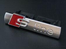 Audi S LINE Grill Badge A3 A4 A5 A6 A8 S S3 S4 S5 S8 RS3 RS4
