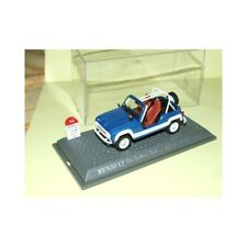 RENAULT JP 4 Car System Style 1981 UNIVERSAL HOBBIES 1:43  M6 Interaction