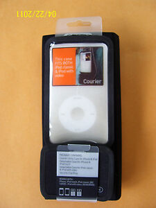 Griffin Courier Case IPhone, IPod Touch, IPod Classic