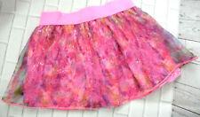 NEW Justice Girls Pink Tulle Skort Size 14