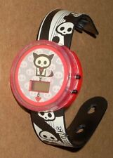 Taco Bell Skelanimals Glow In The Dark Watch Toy 2010